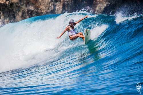 серфинг на шри